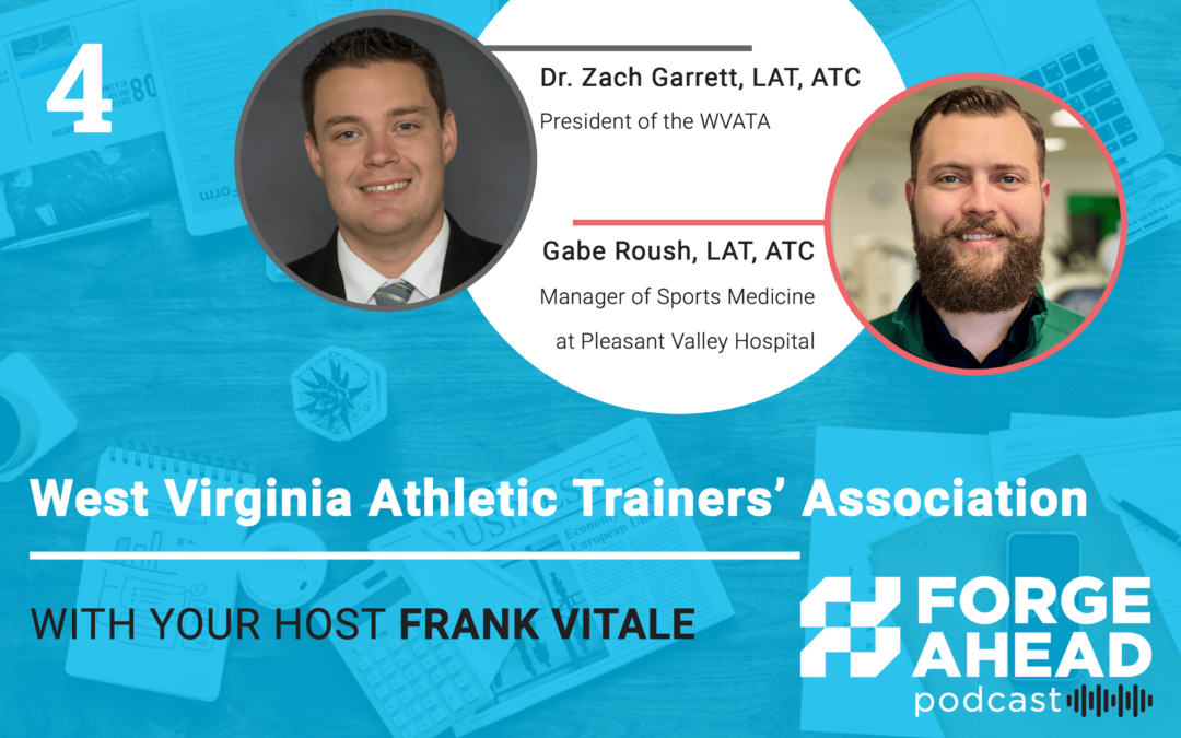 Episode 4: The West Virginia Athletic Trainers' Association